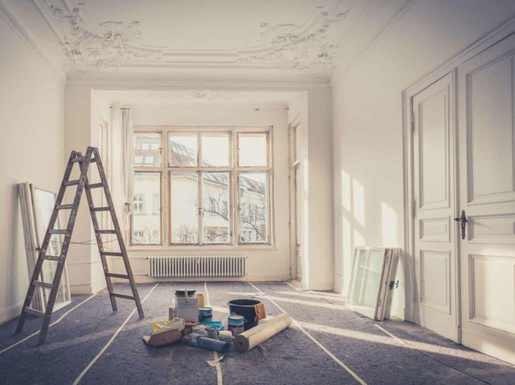travaux appartement parisien