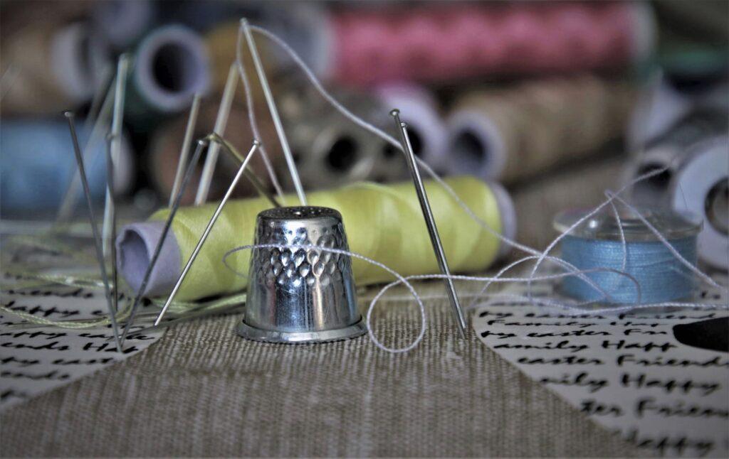 drap percale de coton