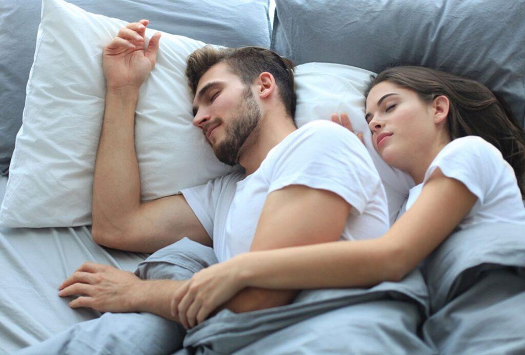 un matelas idéal pour un couple