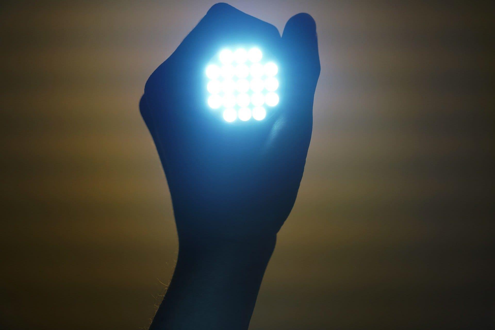 Dalle-LED